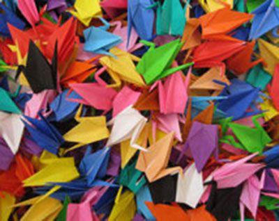 origami keepsake